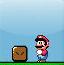 超级玛丽收集蘑菇