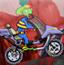 外星人复古摩托车