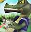 3D鳄鱼竞速