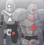 双刃机器人