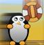 双人企鹅排球