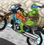 忍者神龟摩托赛