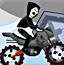 僵尸摩托车越野赛