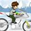 少年骇客开摩托