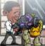 奥巴马大战外星人