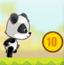 熊猫吃金币
