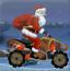 圣诞老人摩托