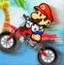 马里奥海边骑摩托