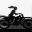 忍者摩托车特技