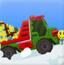 圣诞大卡车