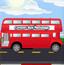 伦敦巴士横扫障碍