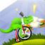 小恐龙独轮车