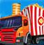食品卡车的战争