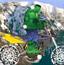 绿巨人雪地摩托