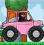 忍者神龟卡车