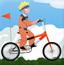 火影忍者骑单车