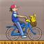 宠物小精灵自行车