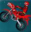 恐龙战队骑摩托车