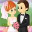 婚礼蛋糕糖人