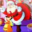 装饰圣诞屋