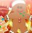 做圣诞姜饼
