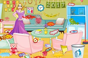 公主的新年准备