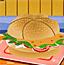 美味火鸡三明治