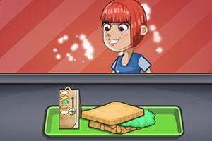 铁板三明治