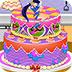 制作精灵蛋糕