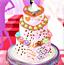 婚礼蛋糕设计