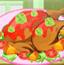 喷香烤火鸡
