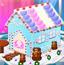 圣诞节的房子