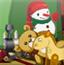 圣诞节礼物工厂