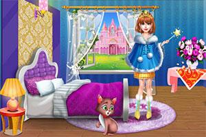 布置小公主卧室