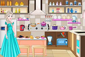现代厨房装饰