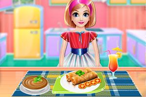厨房改造和烹饪