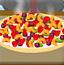 美味水果披萨