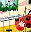 摇滚明星的房间