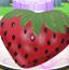 草莓生日蛋糕