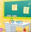 设计新学期教室