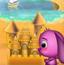 嘟嘟的沙滩城堡