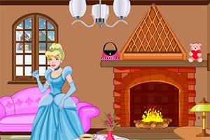 公主冬天客厅设计