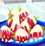 香草焗草莓