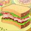 火鸡胸三明治