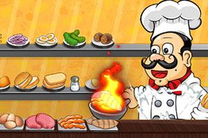 疯狂的主厨