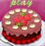 设计巧克力蛋糕