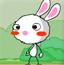 彩虹兔回家