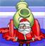 圣诞老人的大炮