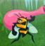 愤怒的蜜蜂