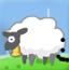 绵羊天上飞